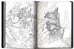 фото страниц World of Warcraft. Книга для творчества #4