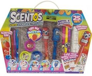 Ароматный набор для творчества Scentos 'Веселые фрукты' (42096)