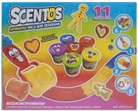 Набор ароматной массы для лепки Scentos 'ВЕСЕЛЫЕ ИНСТРУМЕНТЫ' (45527)