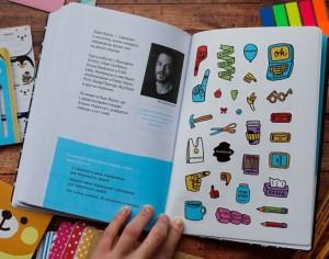 фото страниц Тогда и сейчас. Еженедельник для творческих людей #4