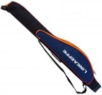 Чехол Lineaeffe жесткий для удилищ с катушками+наружный карман 135 см (6536013)