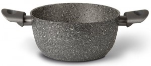 Кастрюля TVS 'Mineralia' 20 см 2,4 л (BL480202910501)
