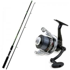 Набор Lineaeffe Combo Extreme Fishing Spinning (спиннинг 2.10 м. 5-30 г + катушка FD20) (2015371)
