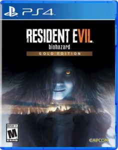 игра Resident Evil 7 Gold Edition (PS4)