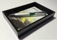 Подарок Шариковая аромаручка - антистресс Мята в рамке
