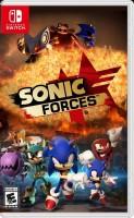 игра Sonic Forces(Nintendo Switch)