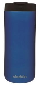 Стальная термочашка Aladdin 0,35 л синяя (6939236339391)