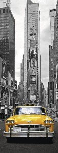 фото Пазл Ravensburger 'Такси Нью-Йорка' 1000 элементов (панорамный) #2