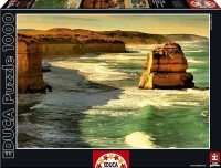 Пазл Educa 'Большой океанский путь, Австралия' 1000 элементов
