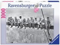 Пазл Ravensburger 'Завтрак' 1000 элементов