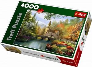 Пазл Trefl 'Осенняя ностальгия' 4000 элементов