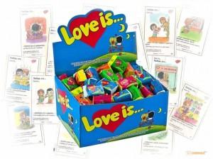 фото Подарочный набор Love is... 'Любимому' (суперкомплект из 3 предметов) #2