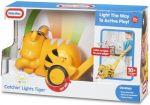 Развивающая игрушка-каталка Little Tikes 'Догони огонек Тигренок' (640926)