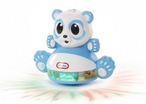 фото Развивающая игрушка-неваляшка Little Tikes 'Догони огонек Панда' (641442) #2