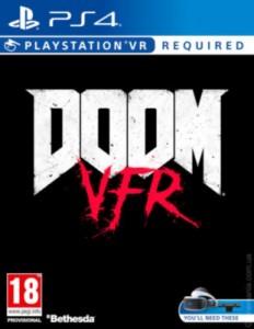 игра Doom VFR PS4 - Русская версия