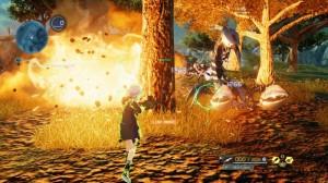 скриншот  Ключ Sword Art Online: Fatal Bullet - RU #5