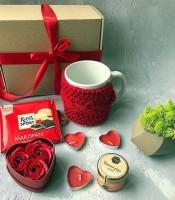 Подарок Подарочный набор 'Красная Роза'