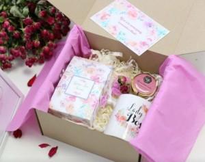 Подарок Подарочный набор 'Весенний букет'