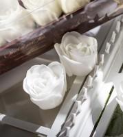 Подарок Мыльная роза (белая)