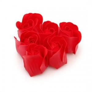 Подарок Мыльная роза (красная)