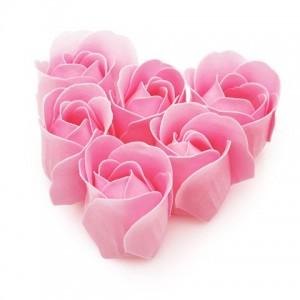 Подарок Мыльная роза (розовая)