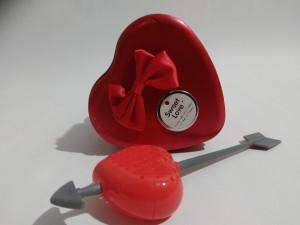 фото Набор Чай в жестяной коробочке в форме сердца и заварник 'сердце' #4