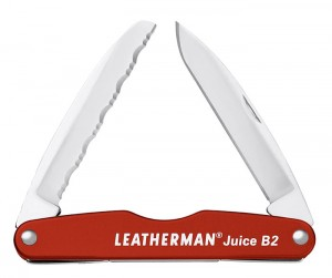 Мультитул Leatherman 'Juice B2' Cinnabar (832362)