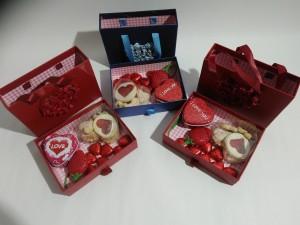 Подарок Подарочный набор 'Чай со сладостями