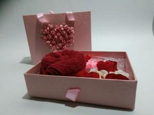 Подарок Подарочный набор 'Для милых дам'