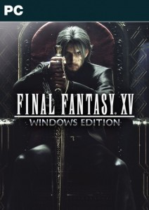 Игра Ключ для Final Fantasy XV Windows Edition
