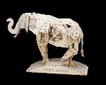 фото Механический конструктор из дерева Mr.Playwood 'Слон' (10004) #2