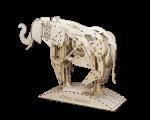 фото Механический конструктор из дерева Mr.Playwood 'Слон' (10004) #3