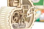 фото Механический конструктор из дерева Mr.Playwood 'Улитка-копилка' (10001) #5