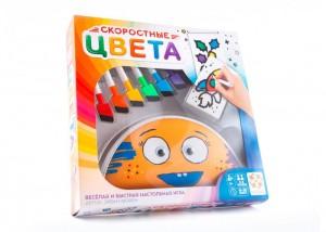 Настольная игра Стиль Жизни 'Скоростные цвета (Speed Colors)'
