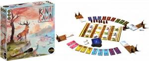 фото Настольная игра Lavka Games 'Канагава (Kanagawa)' #6