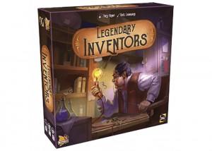 Настольная игра Bombyx 'Легендарные Изобретатели (Legendary Inventors)' (INV01)