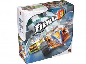 Настольная игра Стиль Жизни 'Формула Д (Formula D)' (FD01US)