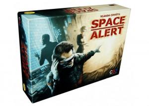 Настольная игра Czech Games Edition 'Космическая тревога (Space Alert)' (CGE00005)