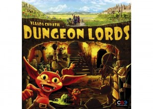 Настольная игра Czech Games Edition 'Лорды Подземелий (Dungeon Lords)' (CGE00007)