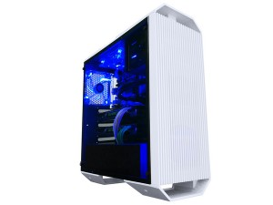 Корпус RAIDMAX MONSTER II A08 White Middletower без БП, ATX/mATX/mITX (MONSTER II A08TW White)