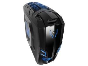 фото Корпус RAIDMAX VIPER GXII 522WBU Miditower без БП, черный/синий (VIPER GXII 522WBU) #3