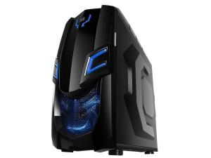 фото Корпус RAIDMAX VIPER GXII 522WBU Miditower без БП, черный/синий (VIPER GXII 522WBU) #4
