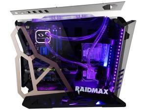 фото Корпус RAIDMAX X08 Middletower без БП (X08) #8