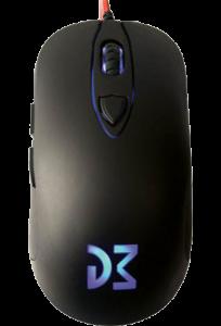 Мышка Dream Machines DM1 Pro