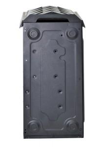 фото Корпус Frontier Jumbo Middletower c БП 400W ATX/mATX черный/синий (JUMBO–02B2–400 BK-BU) #3