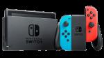 Приставка Nintendo Switch Neon blue/red