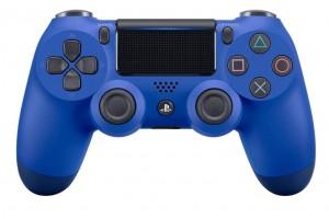 фото Игровой контролер Sony Dualshock 4 Crystal Blue version 2 #5