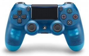 Игровой контролер Sony Dualshock 4 Crystal Blue version 2