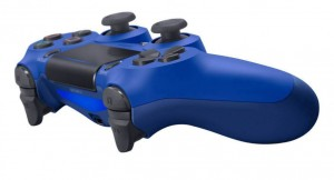 фото Игровой контролер Sony Dualshock 4 Crystal Blue version 2 #3