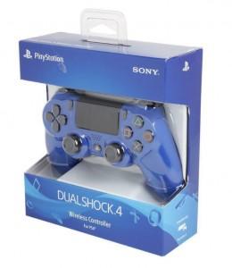 фото Игровой контролер Sony Dualshock 4 Crystal Blue version 2 #4